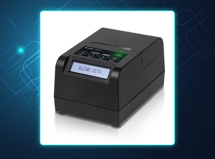 Elzab Zeta - kompaktowa drukarka fiskalna