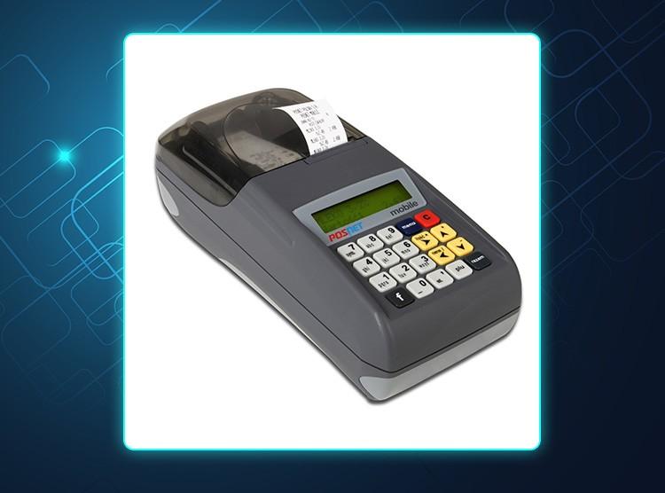 Posnet Mobile EU - kasa fiskalna z tradycyjną kopią paragonów