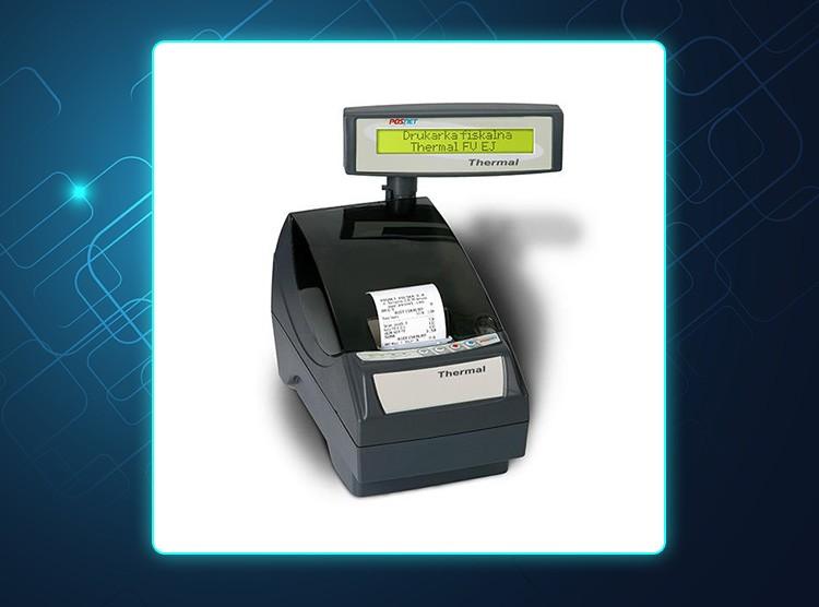Posnet Thermal FV EJ to znakomita drukarka fiskalna