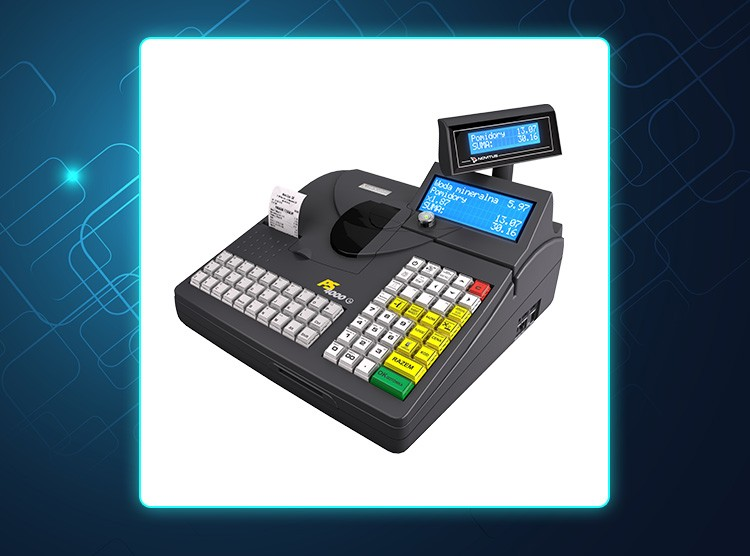 Novitus PS 4000 E - systemowa kasa fiskalna