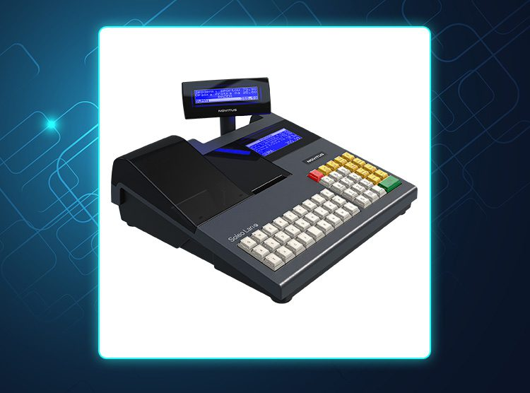 Systemowa kasa rejestrująca marki Novitus