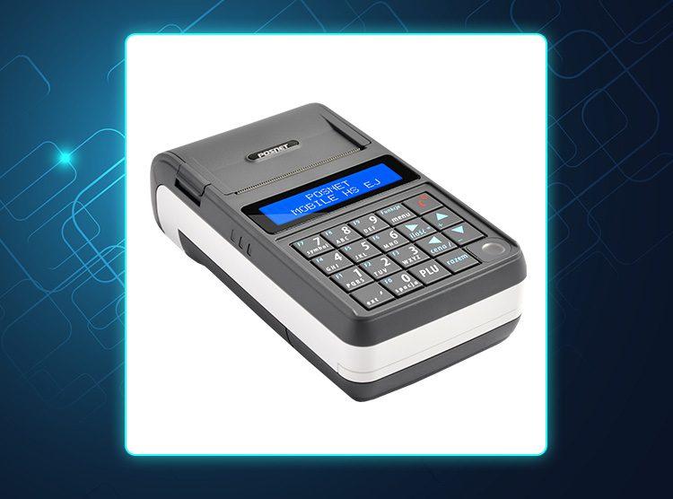 Kompaktowa kasa fiskalna Posnet Mobile HS EJ